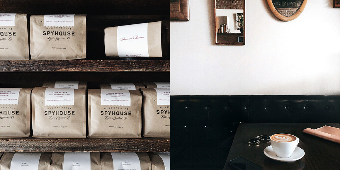 Packed with artsy shots captured with exceptional contrast and framing, Spyhouse Coffee's Instagram feed is one for serious photography buffs. The Minneapolis-based shop has an eye for making coffee culture truly compelling. Follow them @spyhousecoffee.