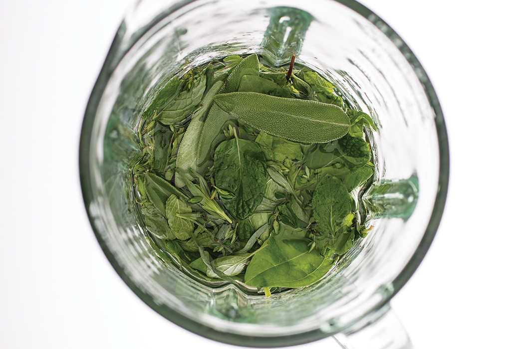 homemade-herbal-liqueur