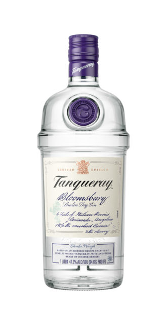 tanqueray bloomsbury