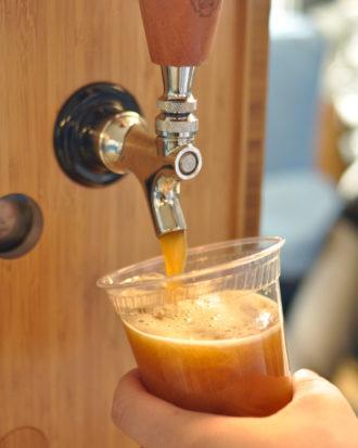 ginger beer-crsty brooklyn soda works