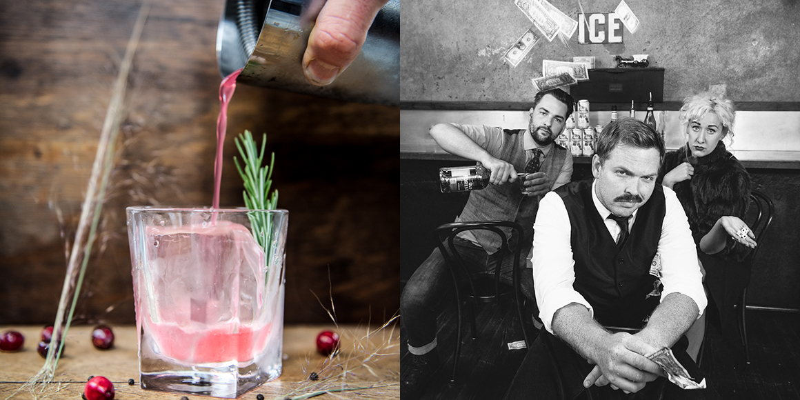 With one of the coolest locales we've seen (a restored ice plant from 1927), Ice Plant Bar embraces the nostalgia of the early 20th Century and juxtaposes it with gorgeous, modern cocktails. Photos by Kelly Conway and Joe Mills.| Follow them at @iceplantbar