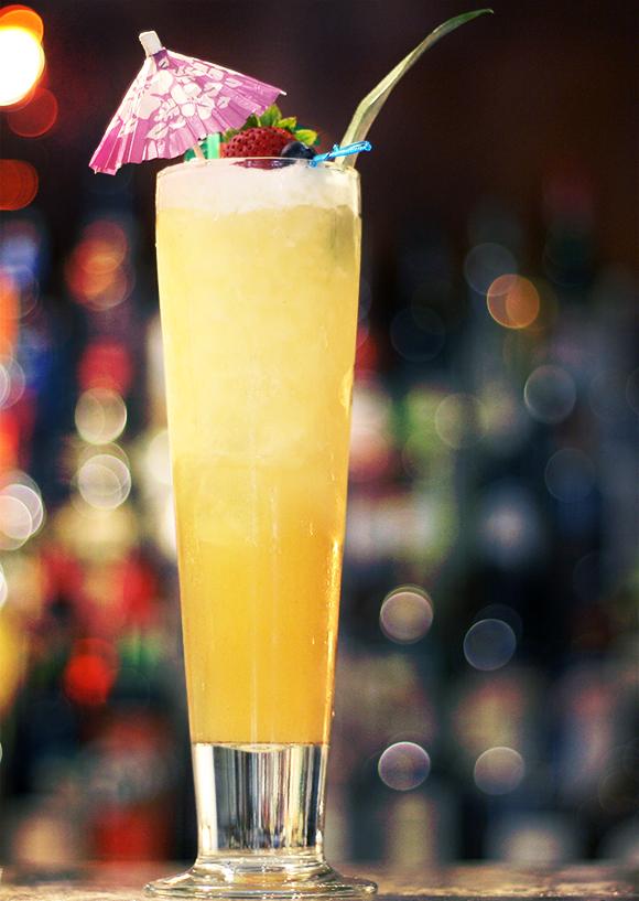 zombie cocktail imbibe