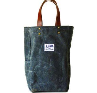 2015-gift-guide-waxed canvas wine tote
