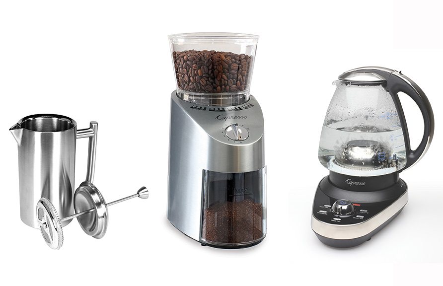 Coffee Gear Essentials Package