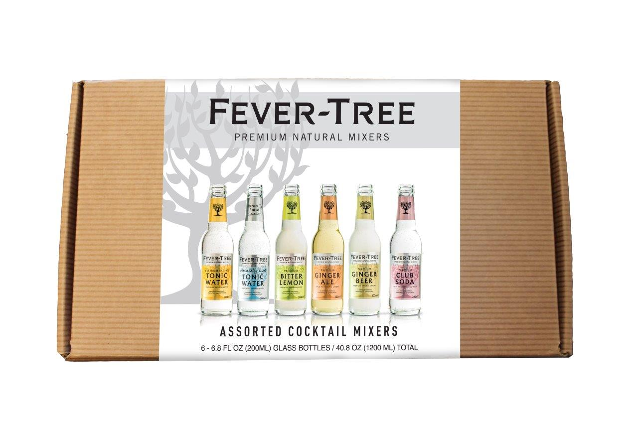 Fever Tree Natural Mixers