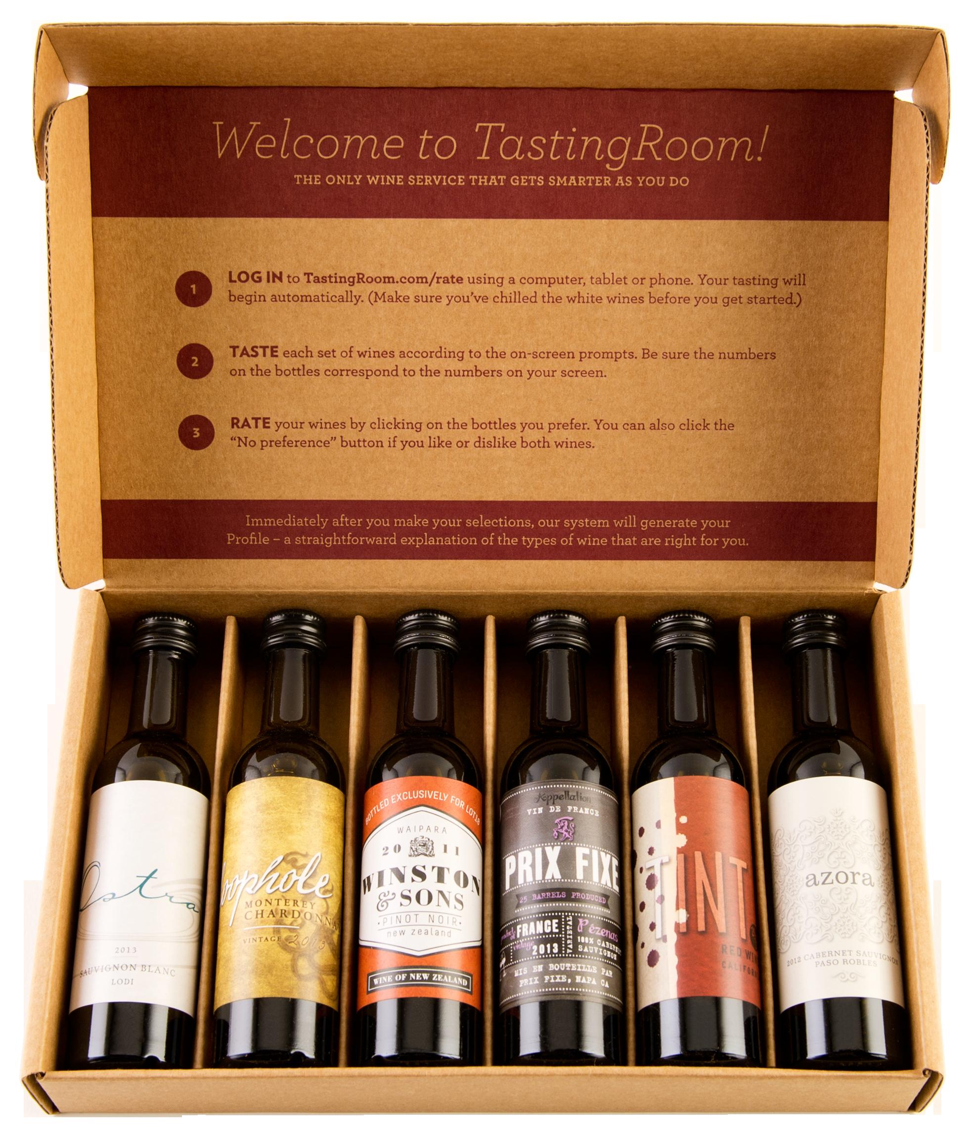 TastingRoom Gift Membership