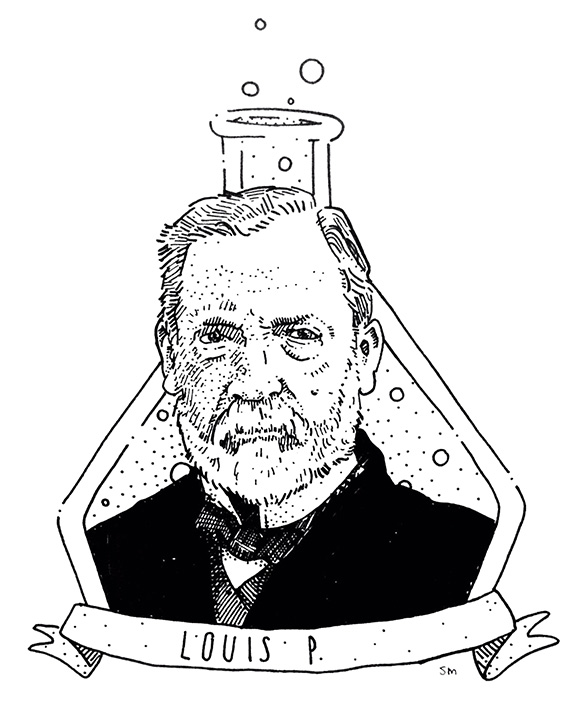 Though we may all associate Louis Pasteur with milk and the eponymous pasteurization process, Pasteur was actually studying beer, which he detailed in his book Studies on Fermentation: The Disease of Beer, Their Causes, and the Means of Preventing Them.