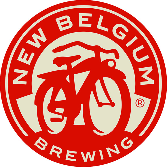 New Belgium's iconic bicycle logo was created by Cultivator Advertising & Design in 2006 to establish the link between New Belgium and their famous Fat Tire Amber Ale.