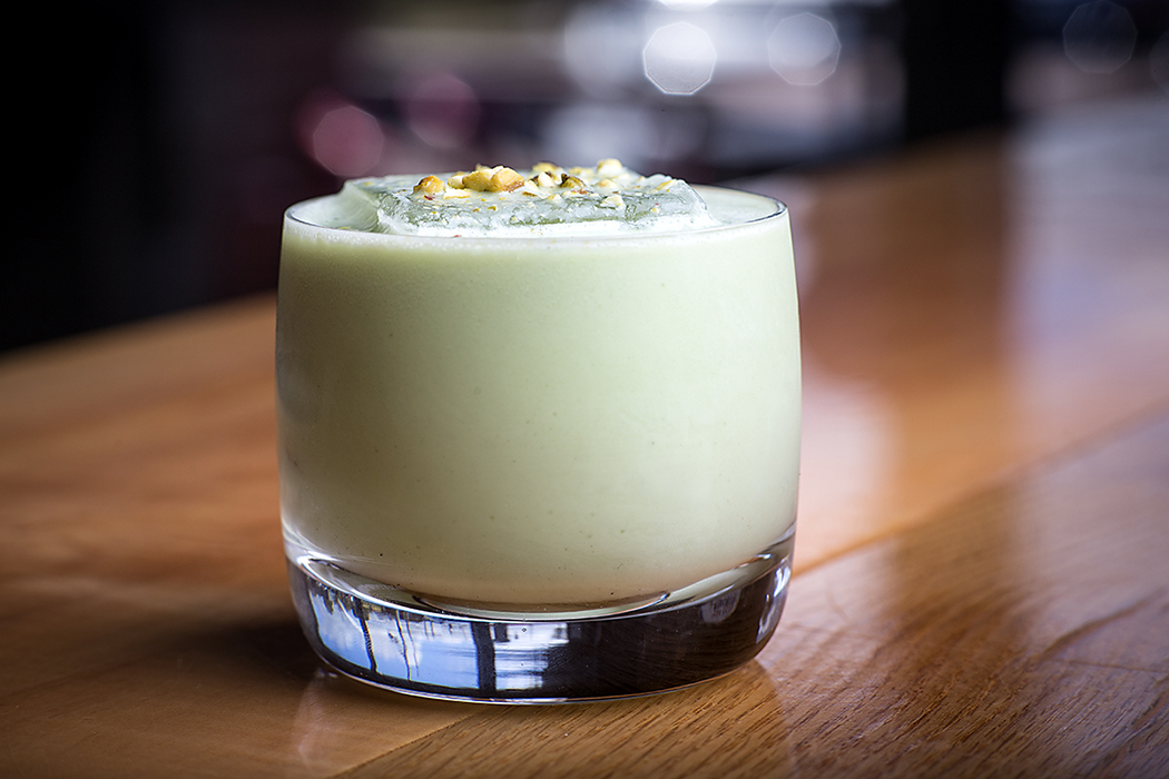 Onyx Coffee Lab's Matcha Lassi. | Photo by Mark jackson/Chroma.