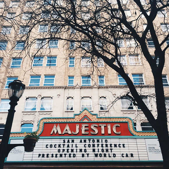 More than 8,700 tickets were sold for this year's San Antonio Cocktail Conference. The opening-night party at the Majestic Theater welcomed hundreds of attendees for snacks and cocktails.