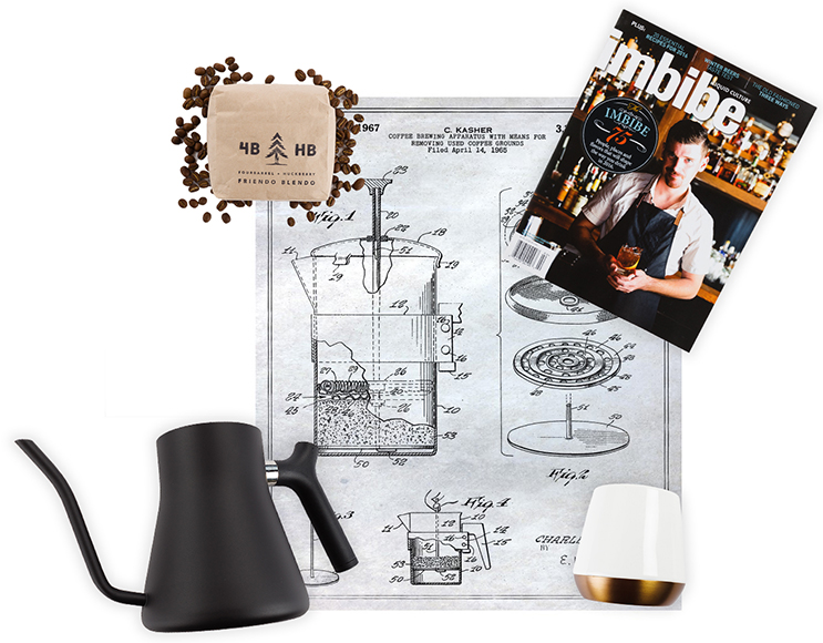 Huckberry Coffee Kit.