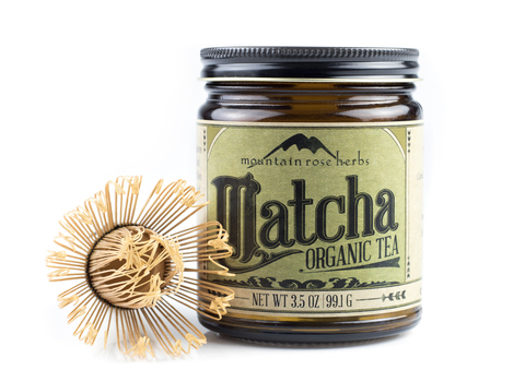 mountain rose matcha