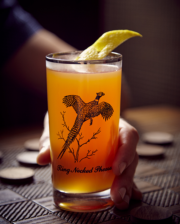 Sportman's Club Hot Toddy. | Photo by Neil Burger.