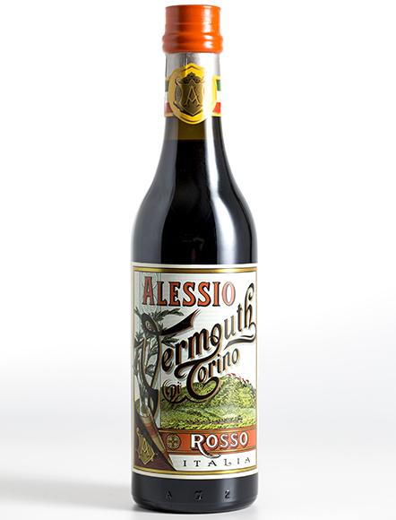 Alessio Vermouth di Torino Rosso.