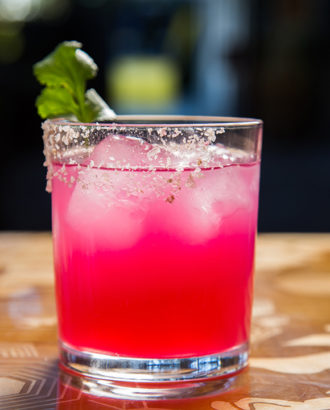beet cocktail