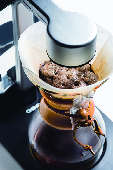 Chemex Ottomatic. Photo courtesy of Chemex.