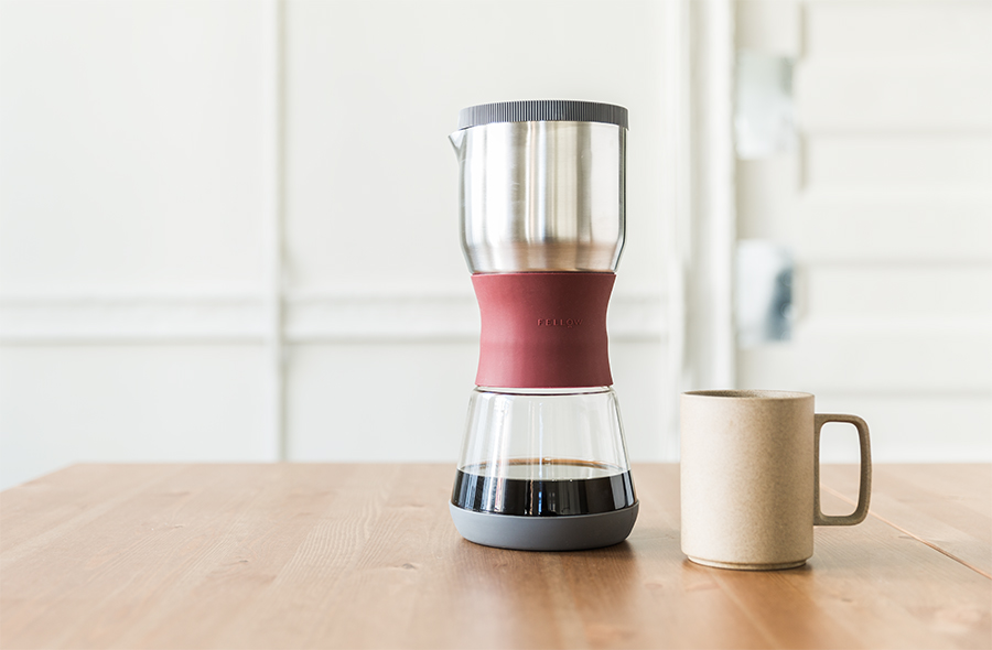 Duo Coffee Steeper. Photo courtesy of Fellow Products.