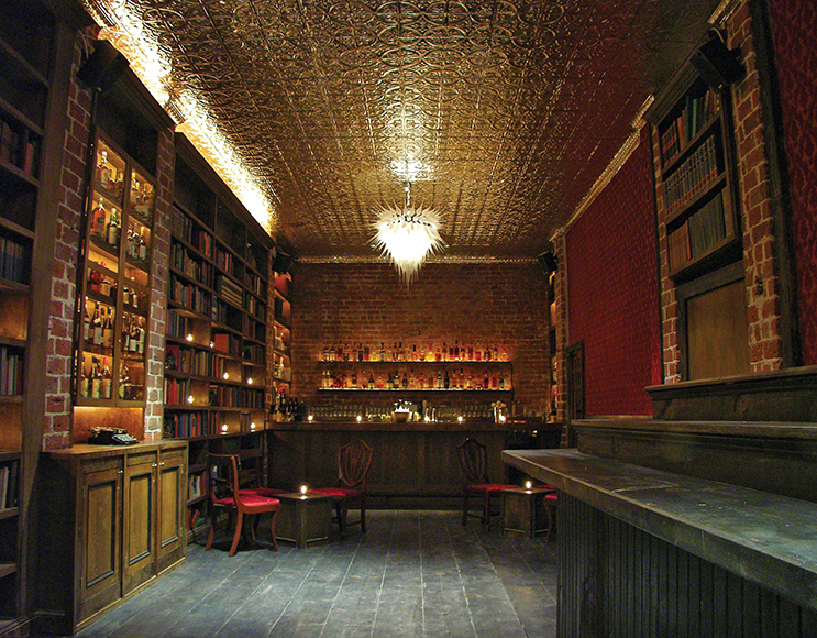 Bourbon and Branch in San Francisco is a icon of the modern speakeasy-style bar. | Photo courtesy of Bourbon and Branch