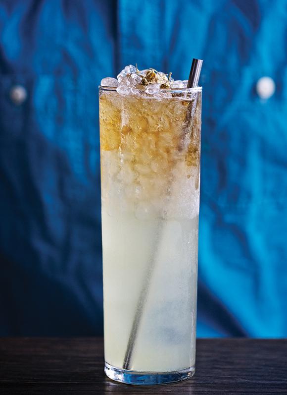 chamomile cocktail