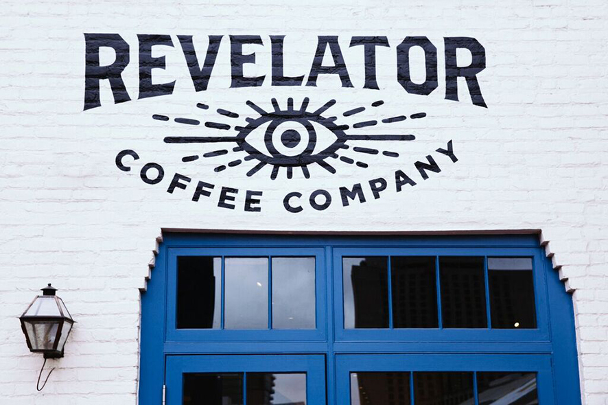 Revelator's first café in New Oreans. Photo by Hunter Holder