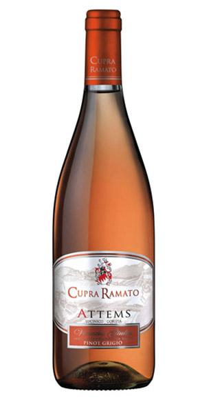 Attems Pinot Grigio Ramato 2014, $16