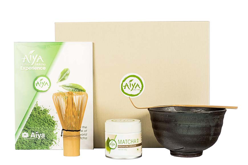 Matcha Starter Set from Aiya Matcha, $79