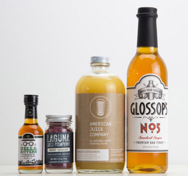 Crazy for Cocktails Bundle from The Hatchery, $54