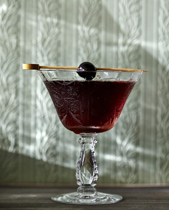Black Manhattan Recipe Imbibe Magazine