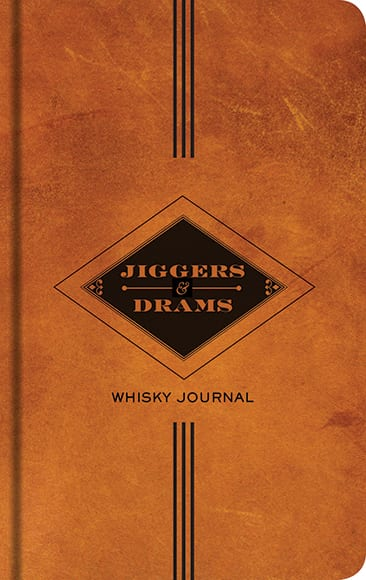 Jiggers & Drams Whisky Journal.