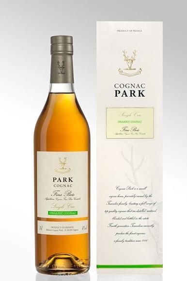 Organic Cognac from Cognac Park.