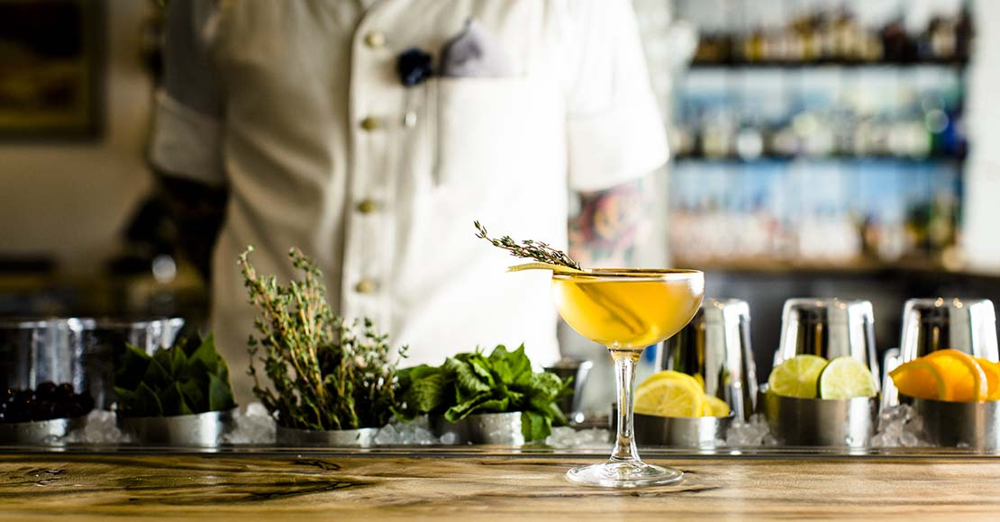 In addition to an extensive Spanish wine, sherry, vermouth and gin program, the bar also has a thoughtful selection of cocktails made with traditional Spanish ingredients.