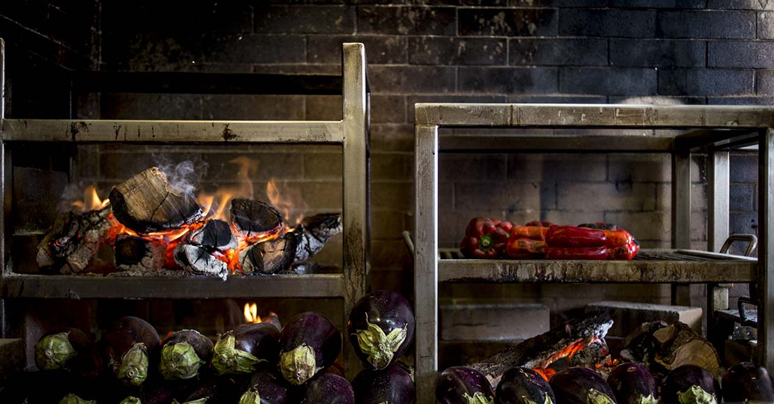 Meats cooked over a wood hearth,  Old World stews, fresh seafood and tapas are a few of the culinary treasures found at the restaurant.