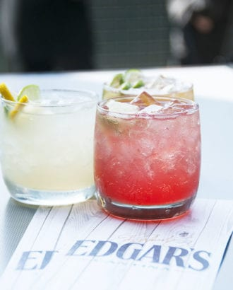 Edgar's Cantina at Safeco Field in Seattle is changing the way baseball fans imbibe.