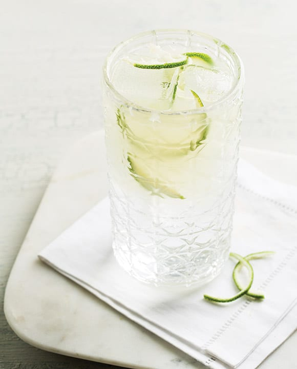 My Father's G&T.