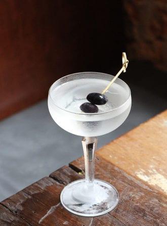 pisco martini