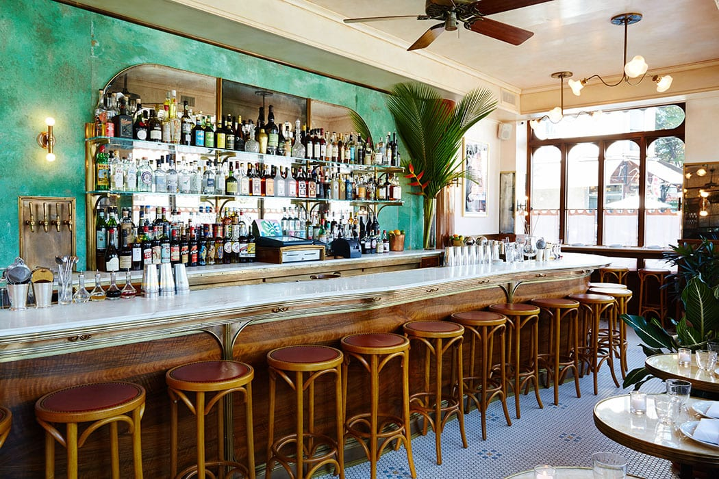 Sauvage  is a European bistro meets Art Nouveau restaurant in the Greenpoint neighborhood.