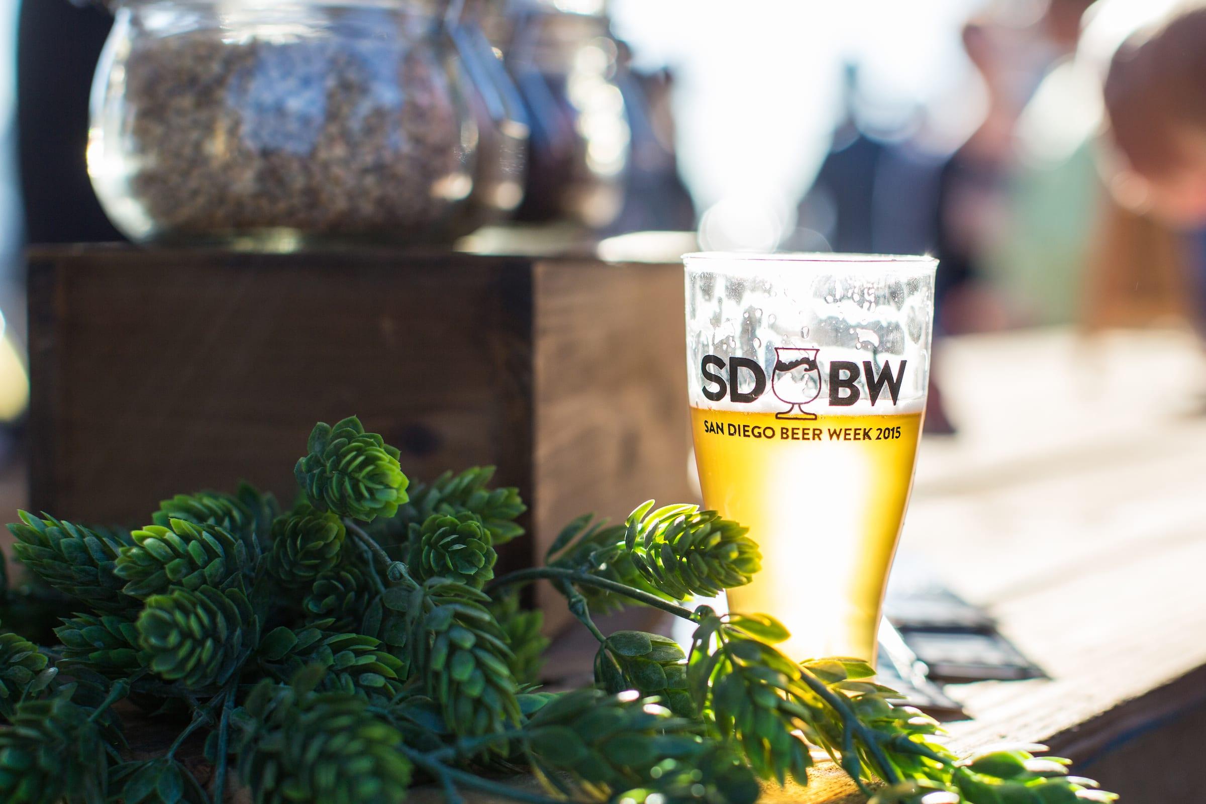 San Diego Beer Week 2016