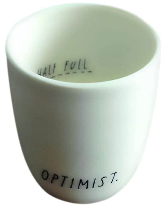 Optimist Tumbler. | $48, pigeontoeceramics.com