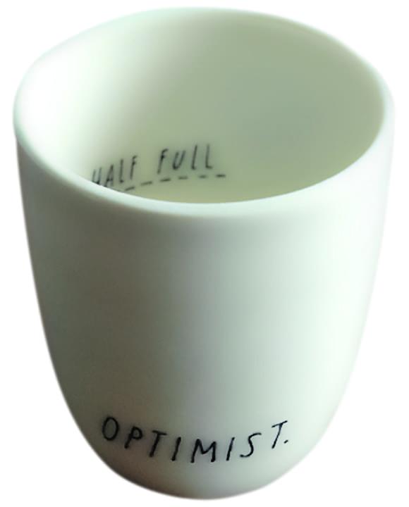Optimist Tumbler. | $48, pigeontoeceramics.com