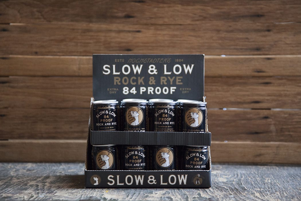 Hochstadter's Slow and Low Rock & Rye.   $5 each, astorwines.com