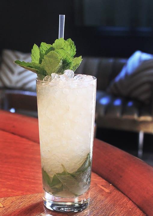Wildhawk's Castaway Cocktail.   Photo Courtesy of Wildhawl.