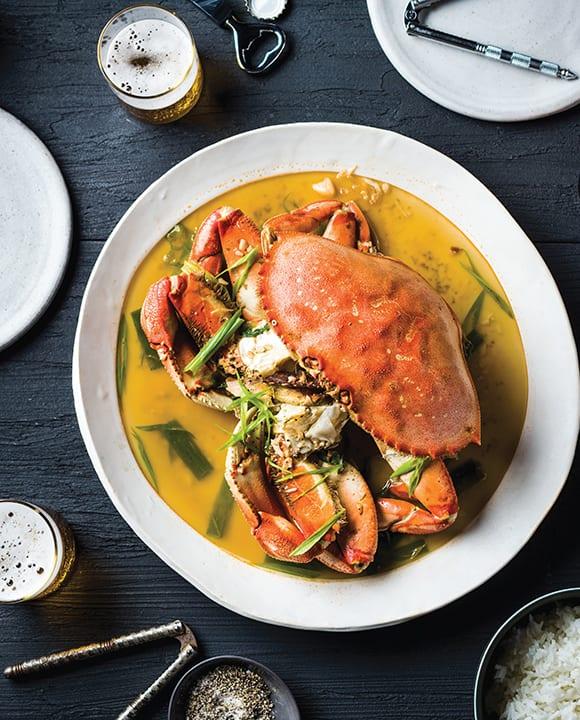 drunken crab