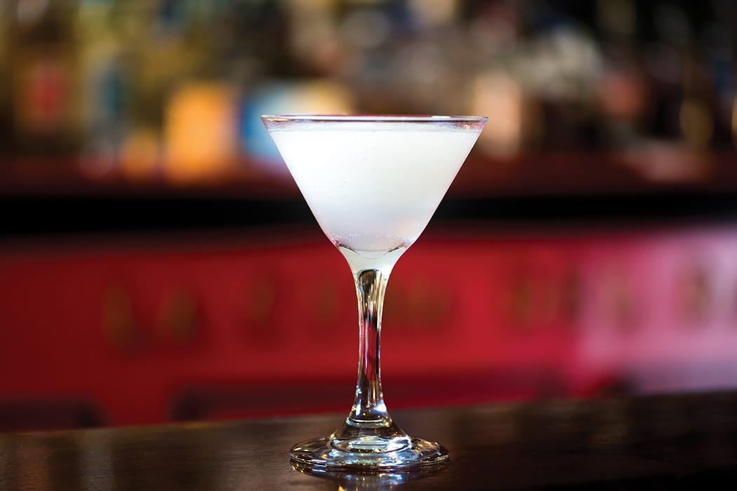 Floridita Daiquiri. | Photo by Caleb Krivoshey.