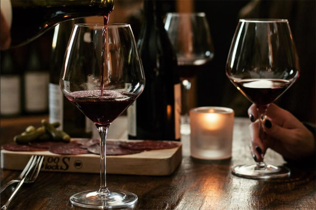 Terroir in San Francisco always has us craving a glass of wine. Follow them at @terroirsf.