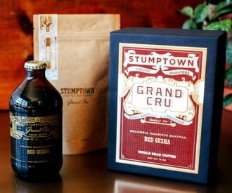 stumptown red gesha