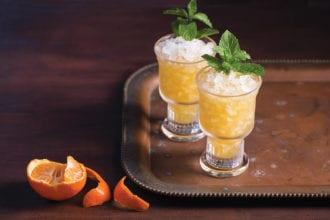 tangerine cordial