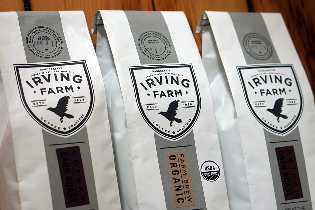 Irving Farm Gift Subscription. | $35-37, irvingfarm.com