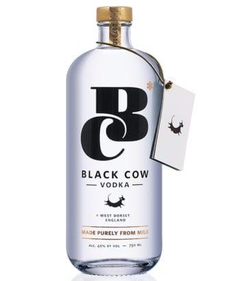 black cow vodka