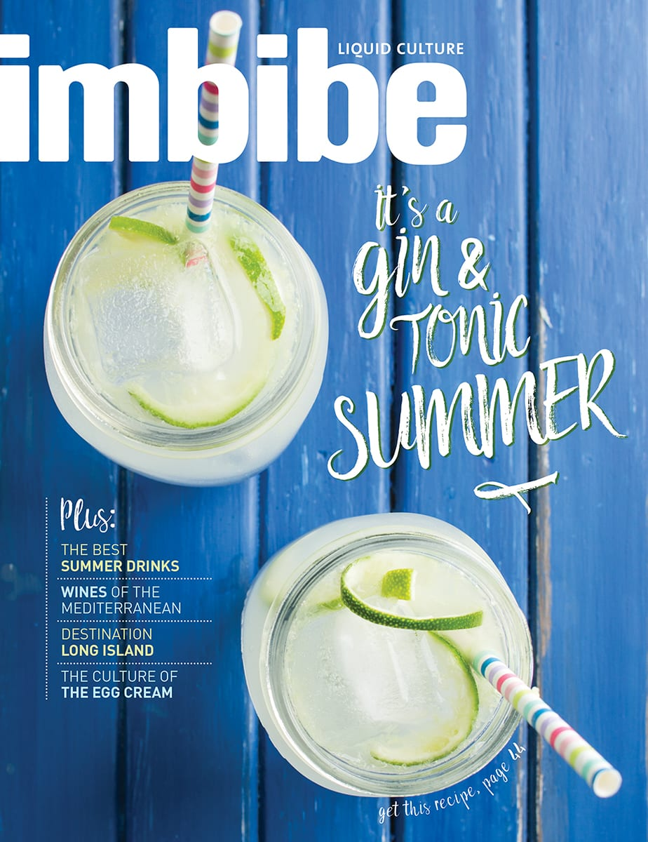 Imbibe is your guide to drinks culture.