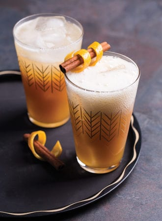 booze-free holiday drinks